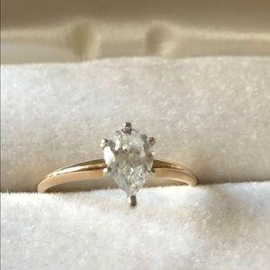 10k conflict free Diamond ring